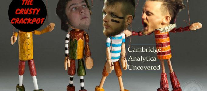 Cambrdige Analytica Podcast