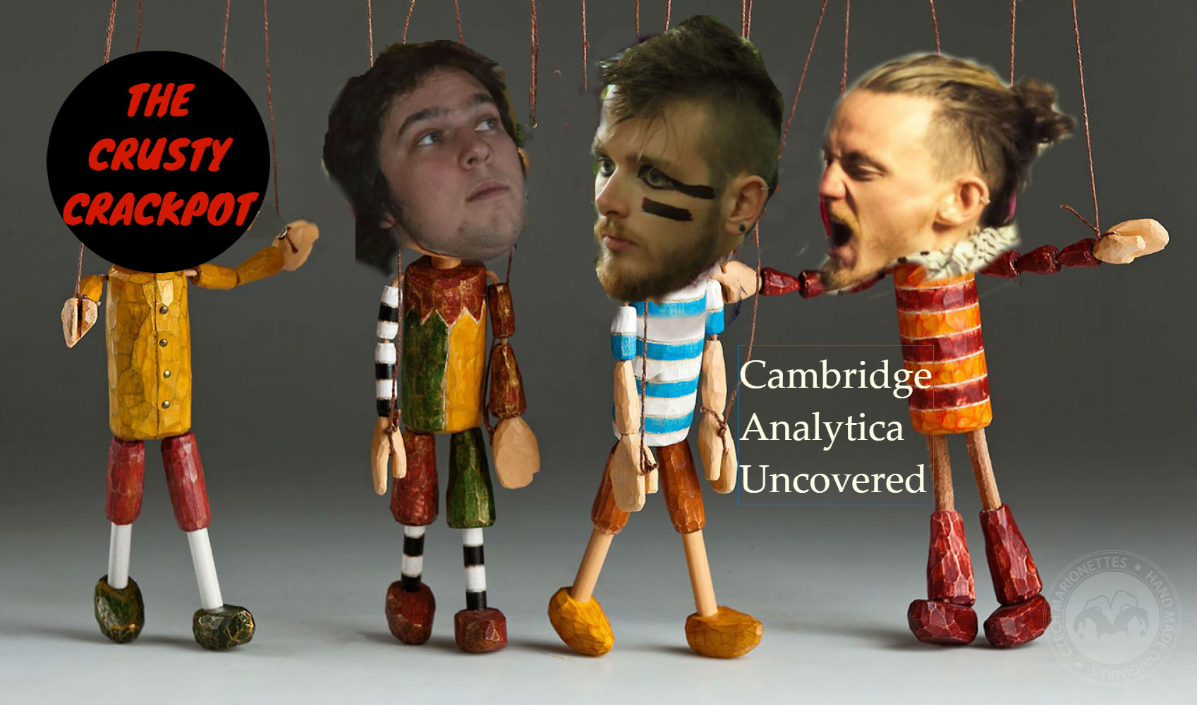 Cambrdige Analytica Podcast